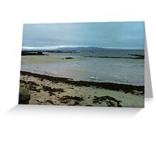 Galway Bay Greeting Card