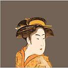 Japanese Geisha by T-ShirtsGifts