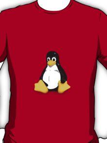 Tux the Linux Penguin - Acceptable Resolution T-Shirt