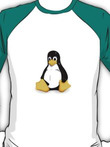 Tux the Linux Penguin - Acceptable Resolution T-Shirt
