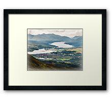 Scenes of Scotland 02 Framed Print