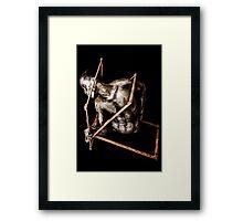 Inception 1 Framed Print
