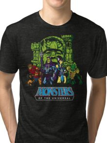 Monsters of the Universal Tri-blend T-Shirt