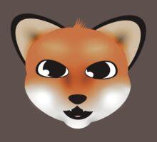 Sly Little Fox! One Piece - Short Sleeve