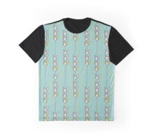 Freshtatic Chevron Arrows Illustration Pattern Graphic T-Shirt
