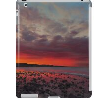 Red Morning. iPad Case/Skin
