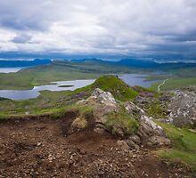 isle of skye landscape by milena boeva
