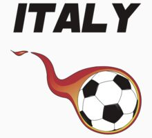 Italy Soccer Kids Clothes