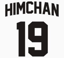 Himchan 19 Jersey Shirt by Nitewalker314