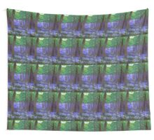 When bluebells seemed like fairy gifts. Wall Tapestry