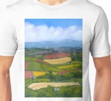 View from Scrabo Unisex T-Shirt