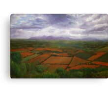 Kingdom of Mourne Canvas Print