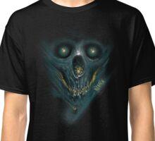 "INSAMNIA's ""blue skull"" Classic T-Shirt"