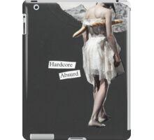 Hardcore Absurd iPad Case/Skin