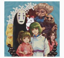 Spirited away Kids Tee