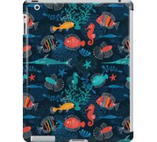 Tropical Fish Under the Sea iPad Case/Skin