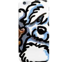 Coton Teddy Bear iPhone Case/Skin