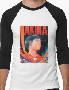 The Real Akira  Men's Baseball ¾ T-Shirt