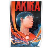 The Real Akira  Poster