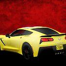 Corvette C-7 HDR Enhanced! by ChasSinklier