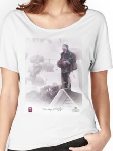 82nd Airborne- One day I will fly Women's Relaxed Fit T-Shirt