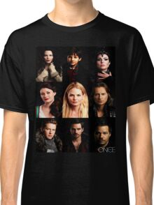 OUAT Posters Tee Classic T-Shirt