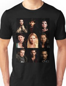 OUAT Posters Tee Unisex T-Shirt