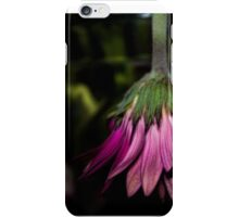 Diffused flower in its last moments  iPhone Case/Skin