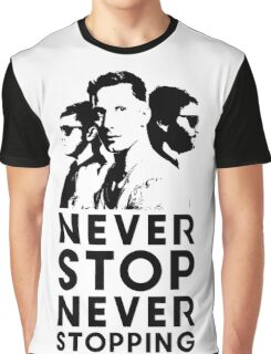 Popstar - Never Stop Never Stopping Version Two Graphic T-Shirt