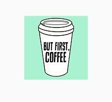 But First Coffee Pop Art Unisex T-Shirt