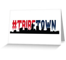 #TribeTown - Cleveland Indians Greeting Card