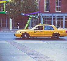Easton Taxi by myminimalist