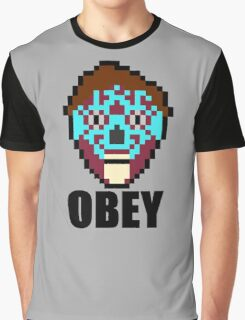 they live- OBEY Graphic T-Shirt