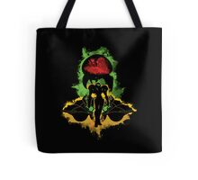 Zebes Conflict Tote Bag