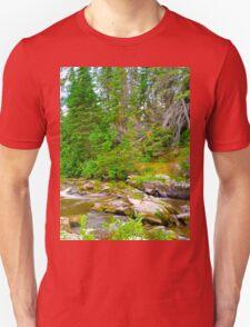 Adie Creek Unisex T-Shirt