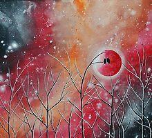 Crimson Owl Nights by Amber Elizabeth Lamoreaux