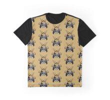 Ages Samurai Graphic T-Shirt