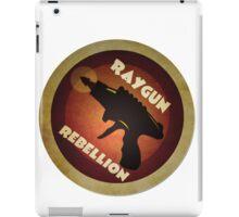 Logo - Vintage Scifi Raygun iPad Case/Skin