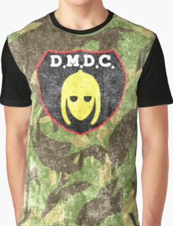 DMDC Detectorists Logo - Distressed Graphic T-Shirt