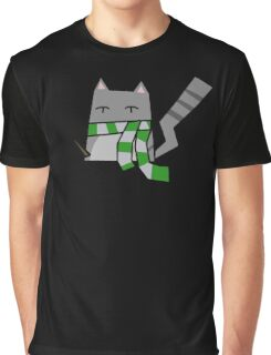 Slytherin Kitty Graphic T-Shirt