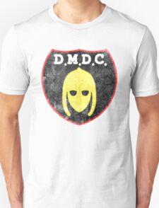DMDC Detectorists Logo - Distressed Unisex T-Shirt
