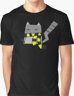 Hufflepuff Kitty Graphic T-Shirt