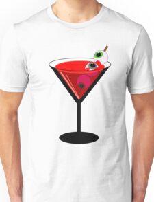 Martini Eyes  Unisex T-Shirt