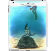A Sailor In Peril iPad Case/Skin