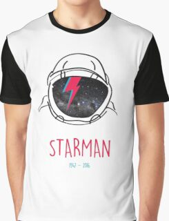Starman Graphic T-Shirt