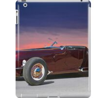 1927 Ford 'Track T' Roadster iPad Case/Skin