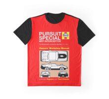 Haynes Manual - Mad Max - T-shirt Graphic T-Shirt