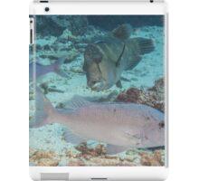 Hunting Trio iPad Case/Skin