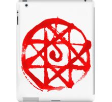 Attach Your Soul iPad Case/Skin