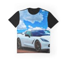 Corvette C-7 Day at the Beach! Graphic T-Shirt